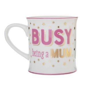 Busy Being A Mum Mug