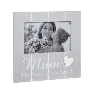 Mum Wooden Photo Frame