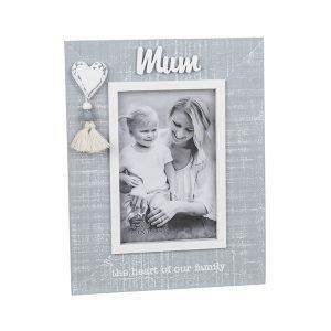 Mum Tassel Photo Frame